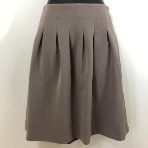 🌳 H&M Pleated MIDI Skirt